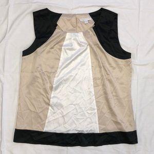 New York & Company women's XL  sleeveless blouse